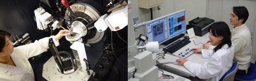 高度物性評価施設/化学系機器分析室