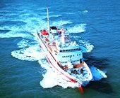 海洋調査研修船「望星丸」