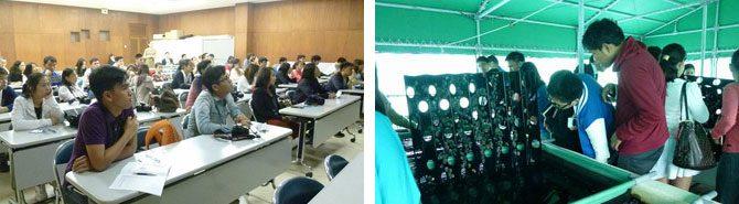 フィリピンの大学生を対象にした研修プログラムを実施しました