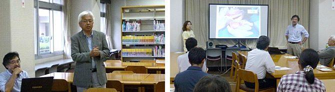 「アカデミック・カフェ読書会」を開催しました
