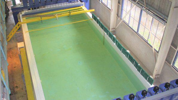 海洋機械工学実験館