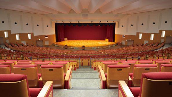 2号館大ホール
