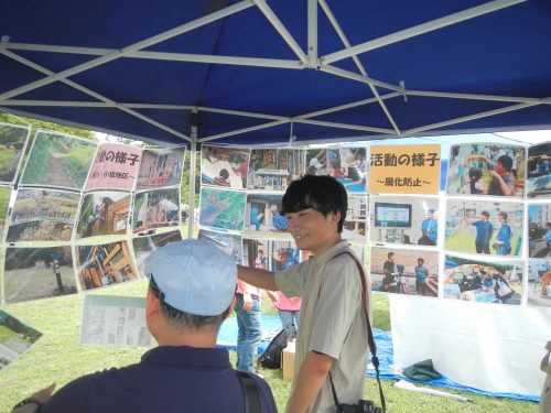 復興支援・震災の風化防止・震災当時の様子や活動を伝える