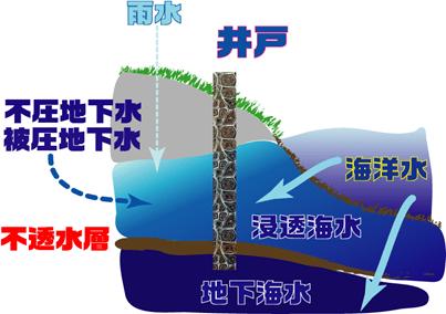 アワビの陸上養殖の図式
