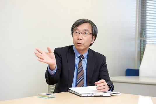 東海大学キャリア就職センター所長 文化社会学部教授 水島 久光