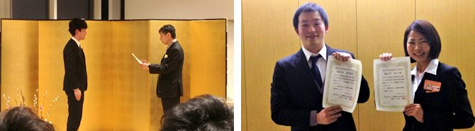日本機械学会関東支部学生員卒業研究発表講演会で学生優秀発表賞を受賞しました