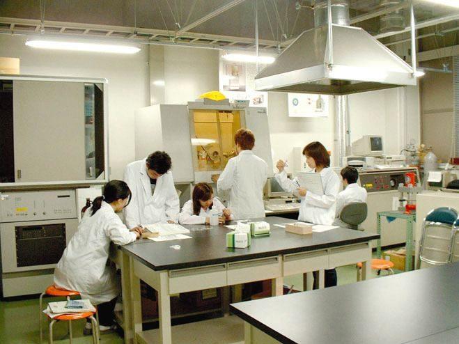 応用化学科の特色