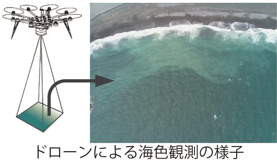 沿岸域を中心とした海色リモートセンシング技術の開発